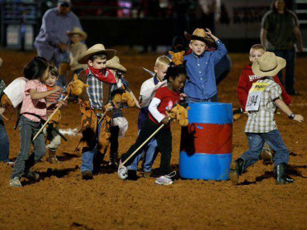 3 reasons to bring your kids to the rodeo